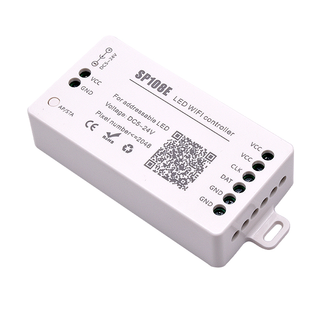 SP108E LED WIFI Pixel Controller