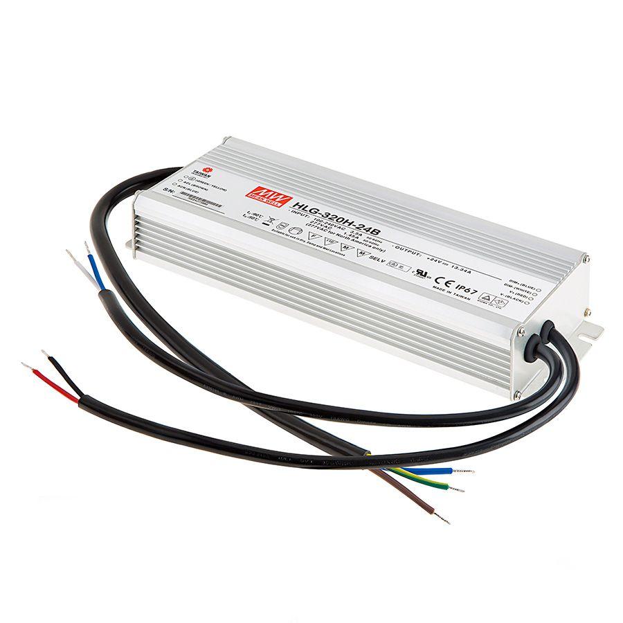 Waterproof UL Meanwell HLG series 300W LED Power Supply