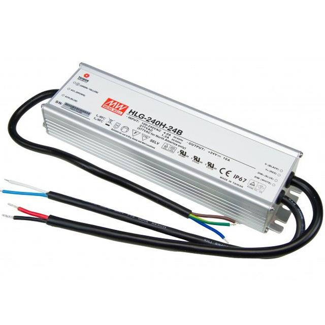 Waterproof UL Meanwell HLG series 240W LED Power Supply